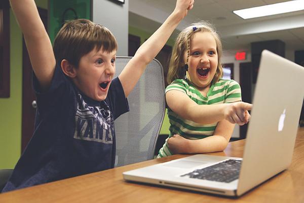 نحوه استفاده از اینترنت برای کودکان