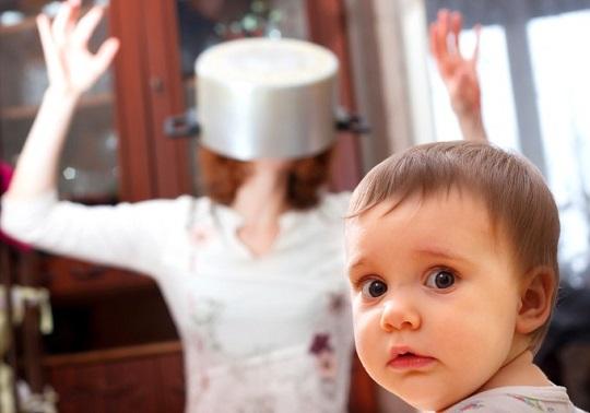 استرس در کودک