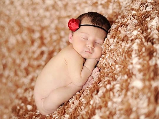 اختلال خواب کودک یکساله