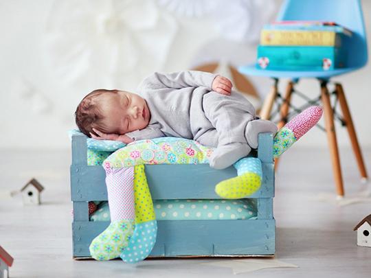 تنظیم ساعت خواب کودک