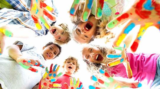 خلاقیت کودکان پیش دبستانی