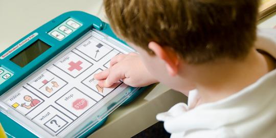 اوتیسم و تکنولوژی