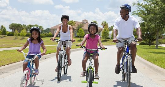 فواید فعالیت بدنی برای کودکان و نوجوانان