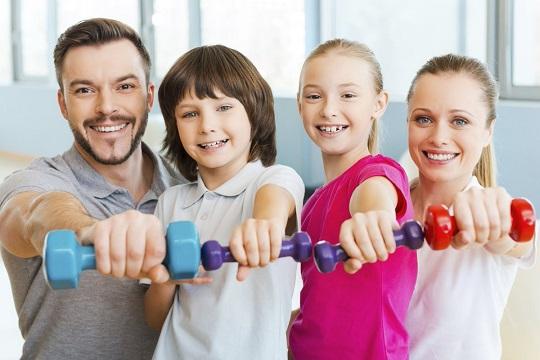 نیاز به فعالیت بدنی در کودکان و نوجوانان