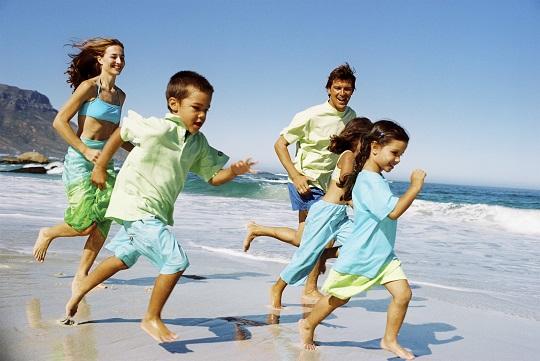 اهمیت ورزش و تناسب اندام برای کودکان