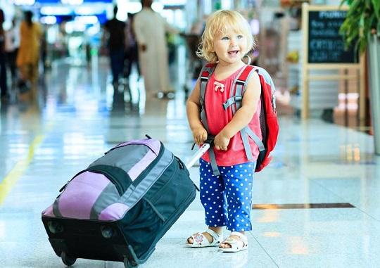 مقصد سفر با بچه رو هوشمندانه انتخاب کنید