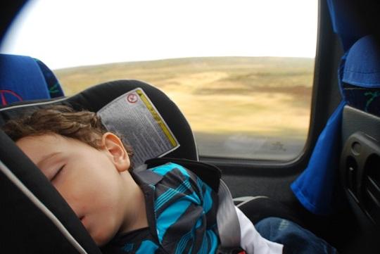 خواب بچه رو قبل از خرید بلیط در نظر بگیرید