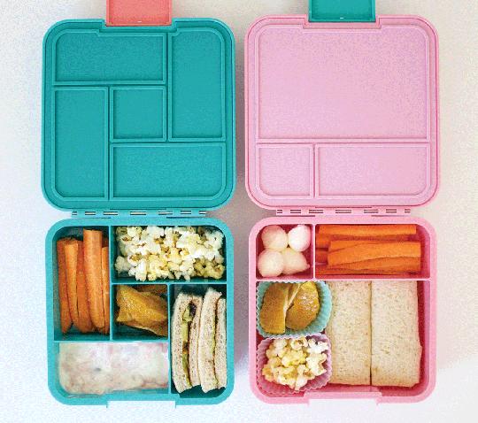 ایده هایی برای ناهار کودکان مدرسه ای