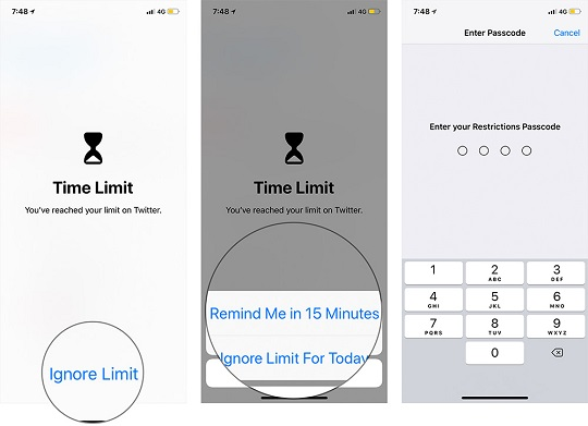 آموزش نحوه استفاده از Screen Time برای کنترل کودکان در آیفون و آیپد