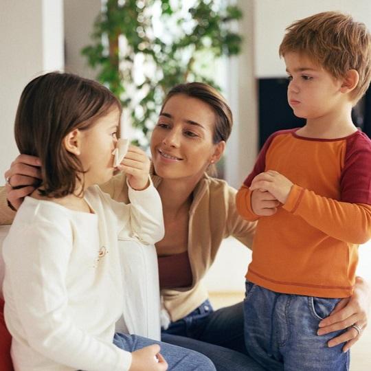 احترام به کودکان و تقاضای احترام از آن ها