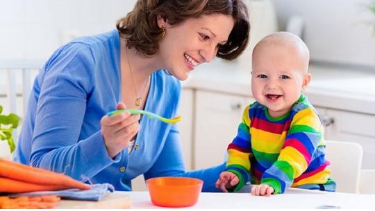 نیازهای تغذیه ای کودک نوپا
