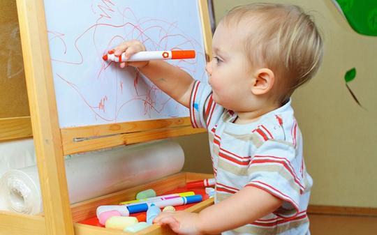 آموزش و یادگیری کودک نوپا