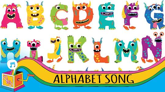 آموزش الفبا به کودکان با خوندن شعر