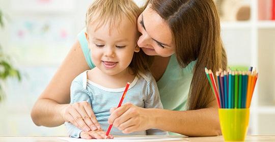 پرورش هوش احساسی در کودکان