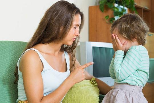 طریقه برخورد با کودک