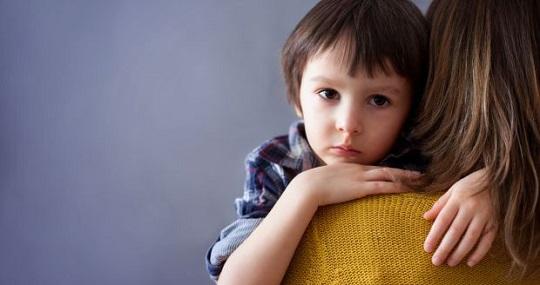 تاثیر استرس بر مغز کودک