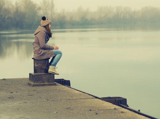 چگونه تنهایی را تحمل کنیم
